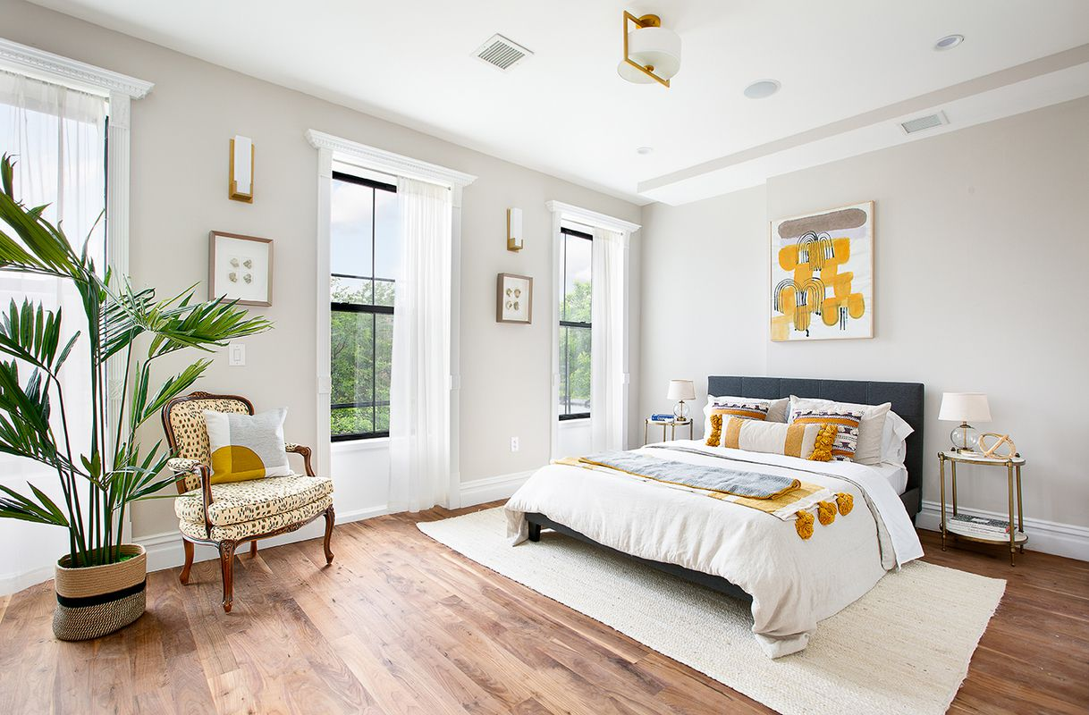 Cozy Bed-Stuy Townhouse-4