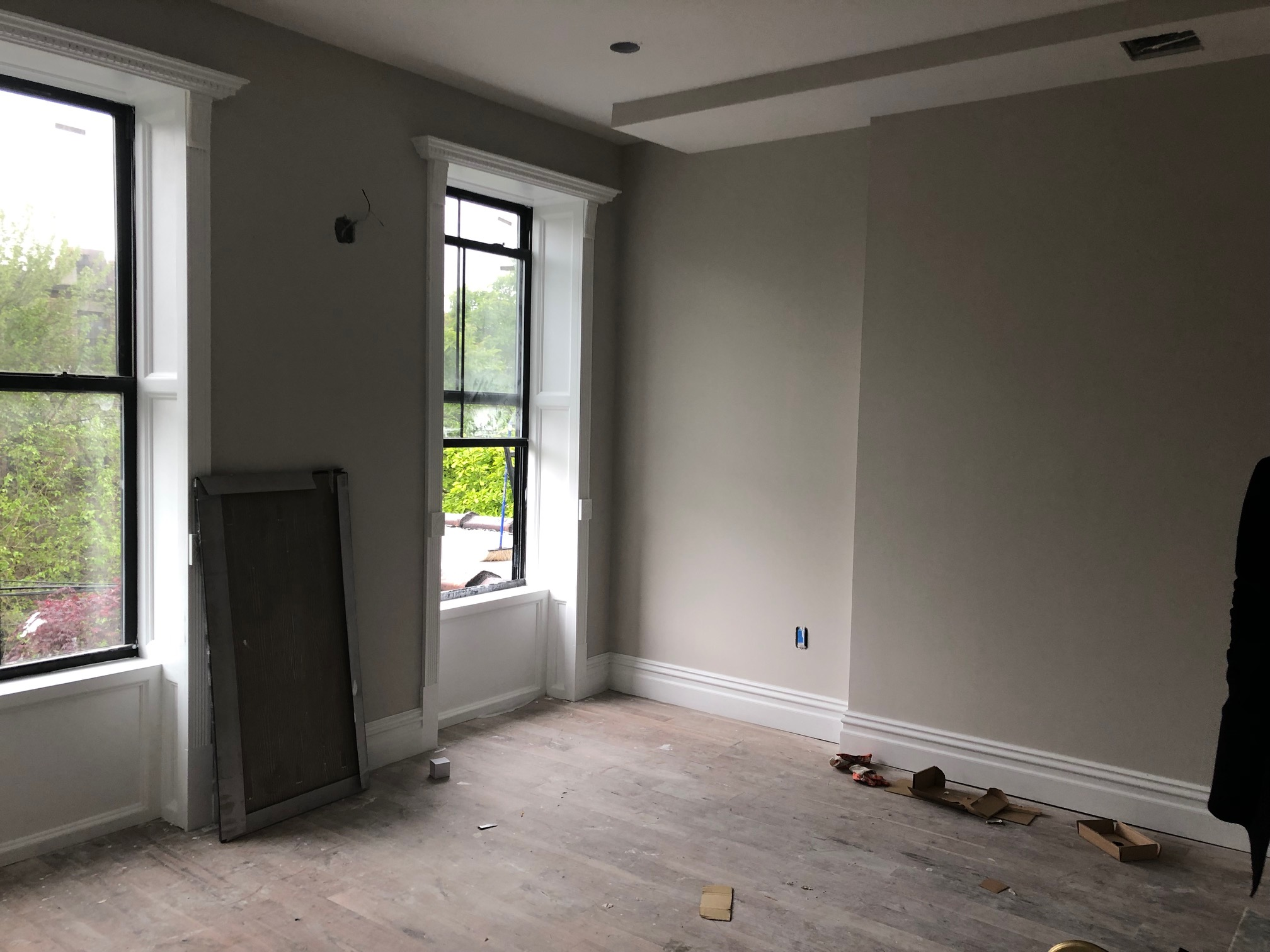 Cozy Bed-Stuy Townhouse-BF-4
